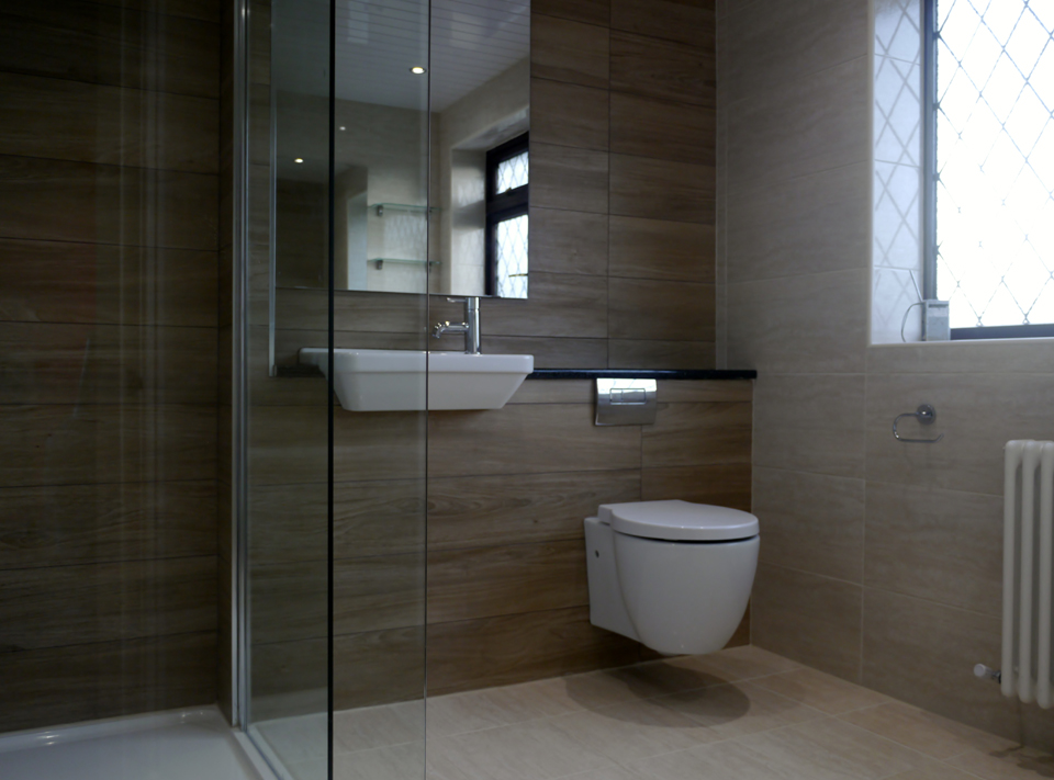 Wetroom example